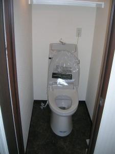 トイレ(後)